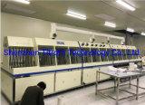 自動塵のManufactorytrayボックスクリーニング機械の帯電防止皿水洗剤装置