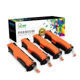 Cartouches de toner de l'imprimante laser CE410A CE411un ETD412un ETD413une couleur compatible pour HP M475