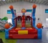 Cerchio di pallacanestro gonfiabile della corte per i giochi della fucilazione