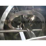 Mezclador de tornillo horizontal eléctrico de la cinta de la oferta de la fábrica