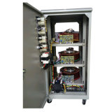 Regulador de voltaje trifásico excelente de la calidad 15kVA Tns-15kVA