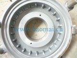 Presionar en molde sólido del neumático