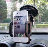 Windschutzscheibe flexible Saugnapfhalterung für iPhone Samsung Galaxy Note Smart Phone PDA GPS Universal Kits (028-MAL)
