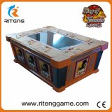 Machine de casino à crémaillère pour jeu de chasse au poisson à vendre