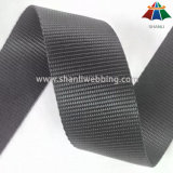 1.5 non misurare tessitura in pollici di nylon nera d'attaccatura del filato