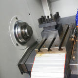 Tipo Horizontal Mini Torno CNC Machine (CK0640A)