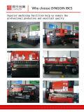 Dazwischenliegende Fertigung des Schüttgutcontainer-IBC