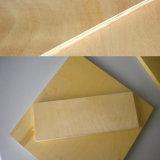madeira serrada UV laminada a melhor alta qualidade da madeira compensada do vidoeiro do preço de 9mm diretamente do moinho
