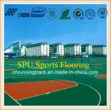 Pavimentos desportivos Spu rebote estável sistema para o Tribunal de jogos