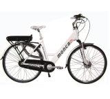 完全な鎖カバー電気バイクの電気自転車EのスクーターのShimanoの内部の3つの速度ギヤ36V 48V