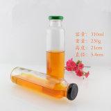 прямая бортовая бутылка сока цилиндра 300ml с крышкой волочения металла для сбывания
