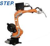 ステップ6axis TIG/MIG 1400のmmの溶接ロボット