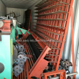 PVC上塗を施してある鶏のケージの網の編む機械価格