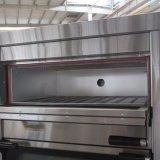 CE approuvé Hamburger cuisson Bakery Equipment Four pour la platine (D3L / 3T)