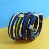 Silikon Wristband mit Metal Klipp