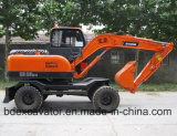 Máquina escavadora nova da roda de Baoding com Hammer#Rotory quebrado Drill#Grasper