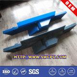 Produtos moldados PTFE do plástico da peça do OEM