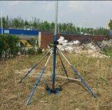 30FT Camera 9m van Endzone Hoge Grond - de gebaseerde Telescopische Mast van de LuchtFotografie van de Mast van de Fotografie van de Mast