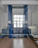 Hydraulische schwere Laden-Schienen-hydraulische vertikale Aufzug-Plattform