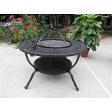 Moderne Aluminium Garden Outdoor Leisure Dining meubels voor Patio