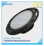 Luz 200W industrial listada de RoHS do Ce com excitador de Meanwell