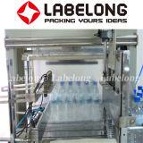 Machine d'emballage en papier rétrécissable de bouteille d'animal familier de bonne qualité