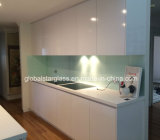 Splashbacks di vetro stampato e colorato per le cucine e le stanze da bagno con AS/NZS2208