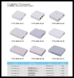 24 rectángulos en frío memorias del rectángulo terminal FTTX del acero FTTH