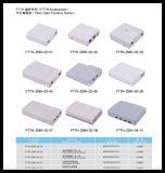24 коробки терминальных коробки FTTX холоднокатаной стали FTTH сердечников