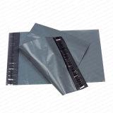 Sacchetti di spedizione grigi stampati con la poli pellicola di plastica per i vestiti