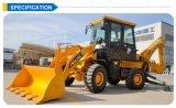 Cer-anerkannter Traktor-Ladevorrichtungs-Löffelbagger mit preiswertem Preis