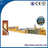 La fabrication de châssis de porte WPC extrudeuse