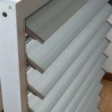 Obturador de la ventana de aluminio con manivela de bloqueo K09012
