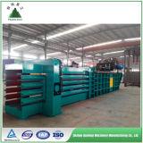 Máquina automática hidráulica da prensa de empacotamento do papel de sucata