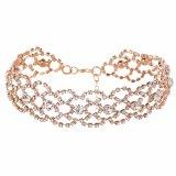 Оптовое полное ожерелье шеи заварки луча диаманта
