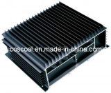 L'Oxydation noire Profil en aluminium pour le boîtier (ISO9001 : 2008 TS16949: 2008)