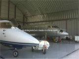 プレハブの鉄骨構造の航空機のハンガー(DG7-007)