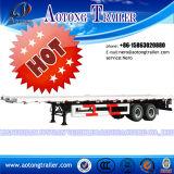 China2 As 40ft de Semi Aanhangwagen van het Vervoer van de Container