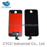 Touch Digitizer를 가진 iPhone 4G Complete를 위한 이동할 수 있는 Phone LCD