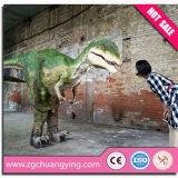 Парк развлечений из силиконового каучука костюм динозавров