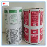 Papel desinfectado de papel de aluminio para lupas de sangrado