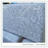 Laje azul e cinzenta chinesa do granito para a telha e a bancada (azul de pérola)