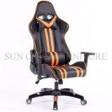 Form des neuen Modells lederner laufender Stuhl-Spiel-Stuhl (SZ-OCR007)