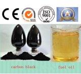 Perder Máquina de Neumáticos pirólisis para la máquina de reciclaje feul Petróleo y Negro de Carbono