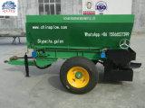 Entraîneur agricole d'écarteur d'engrais monté Remorquer-Derrière l'écarteur multifonctionnel