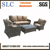 Mobilia esterna del sofà di lusso del rattan (SC-A7633)