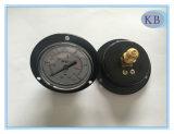 까만 강철 압력 계기 D63mm