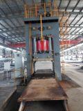 prensa hidráulica 9000t para presionar la tarjeta del cemento de la fibra--Marco de la placa de acero