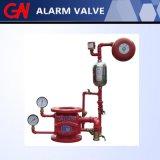 Venta de hot wet Válvula de alarma para el sistema de alarma de incendios