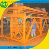 Máquina de giro da eficiência elevada e do fertilizante orgânico da venda da fábrica